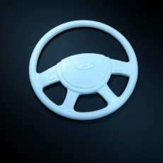 Picture of print of steering wheel hyundai This print has been uploaded by Li WEI Bing