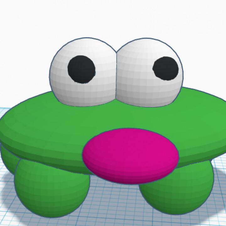Oobie the Frog Guy