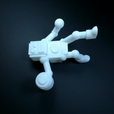 Picture of print of Robot Juggernaut Missile Launcher This print has been uploaded by Li WEI Bing