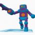 Robot Juggernaut Missile Launcher image