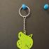 Key chain from natsuno no taizai Melin image