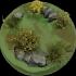Rock & earth miniature bases - Bundle image