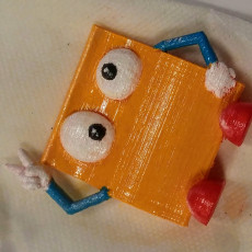Picture of print of Slappy the CheeseSlice