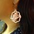 Spinning Flower Earring image