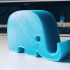 How To Make an Elephant 3D Printed Smartphone Holder In SelfCAD image