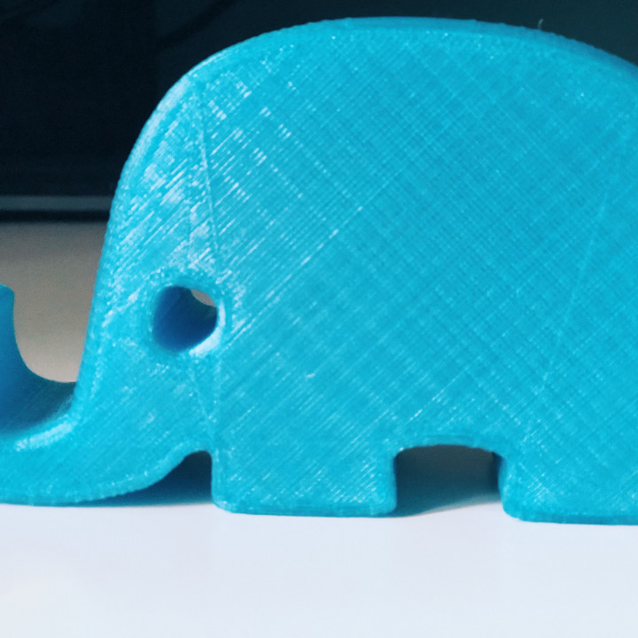 How To Make an Elephant 3D Printed Smartphone Holder In SelfCAD