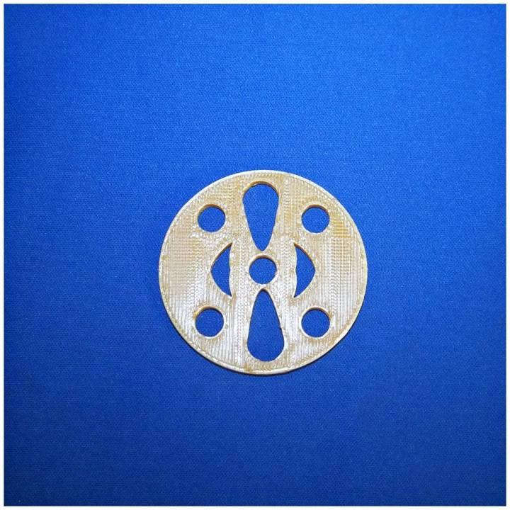 Fidget spinner 10 mm bearing