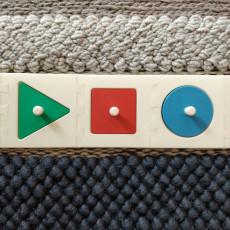 First Puzzle System (Montessori)
