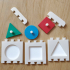 First Puzzle System (Montessori) image