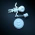 SkeleBoy #tinkercharacters print image