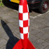 TinTin Rocket-TailCone and Antenna image