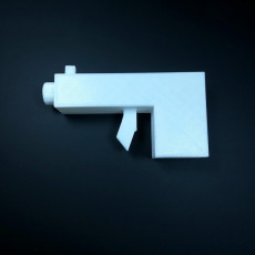 Picture of print of small gun(cool)