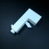 small gun(cool) print image