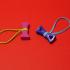 Elastic Ties -Optimized for 3D-Printing image