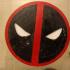 Deadpool Coaster + Holder image