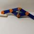Spring legs mechanism image