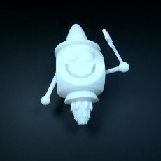 Picture of print of Cozmo #TINKERCHARACTERS