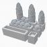 Accessories & furnitures Post Apo - Bundle image