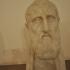 Bust of Zeno image