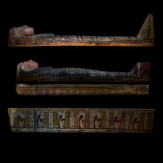 Coffin of Taditjaina