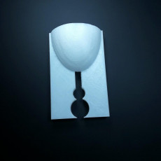 Picture of print of nailholder