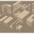Soho buildings - Bundle image