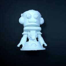 Picture of print of Topsy Bot 5000