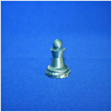 Picture of print of Chess Pawn
