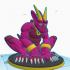 Last Golden Horn #Tinkercharacters image