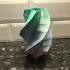 Low low poly vase image