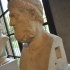 Bust of Sophocles image