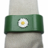 GERARDO 3D Napkin Ring with daisy image