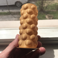 Picture of print of Bubble vase
