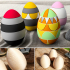 Eggs to paint image