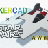 Simple A wing with Tinkercad image