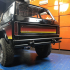Traxxas TRX4 Ford Bronco Front and Rear Bumper Set image