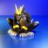 Last Golden Horn No Base  #TinkerCharacters image