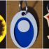 Gangs of Omega Keychains - Mass Effect image