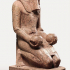 Large Kneeling Statue of Hatshepsut image
