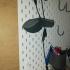 Oculus Rift holder for Ikea skadis (skådis) image