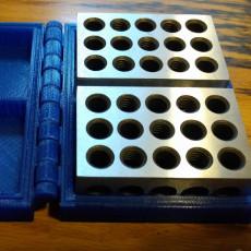 1-2-3 Block Box