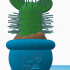 Cuddly Cactus #Tinkercharacters image