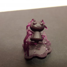 Picture of print of CHIBI DEMON MAGE