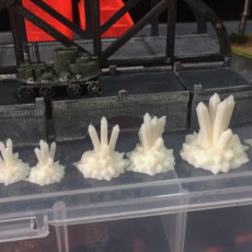 Aerolite Veins for Wargame Landships