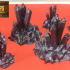 Aerolite Veins for Wargame Landships image