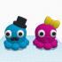 Mr & Mrs Octopus image