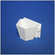 Picture of print of Planter and wall holder
