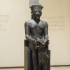 Statue of Amun and Horemheb image