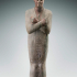 Osiride Statue of King Mentuhotep III, re-inscribed for King Merenptah image