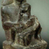 Statue of Senenmut and Nefrure image